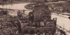 Шоковый метод прекращения войны: сбросить бомбу на мирный город