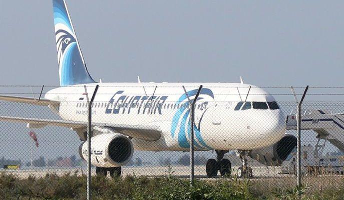 Захват самолёта в Египте: профессор-египтянин требует политического убежища на Кипре (видео)