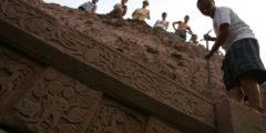 В Китае поймали 175 «чёрных археологов»