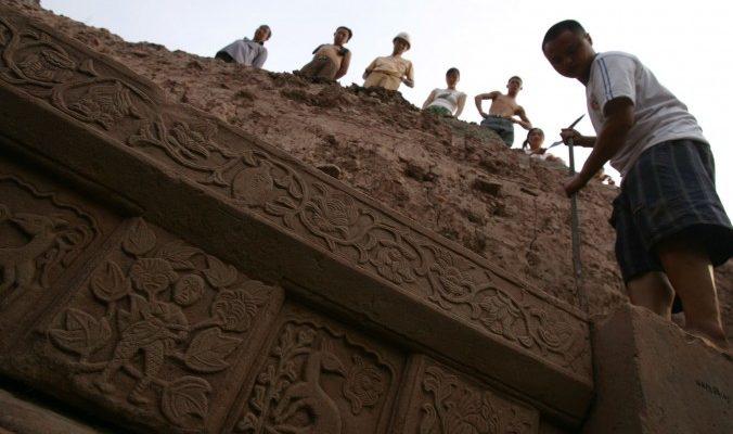 Китай проигрывает битву с расхитителями гробниц