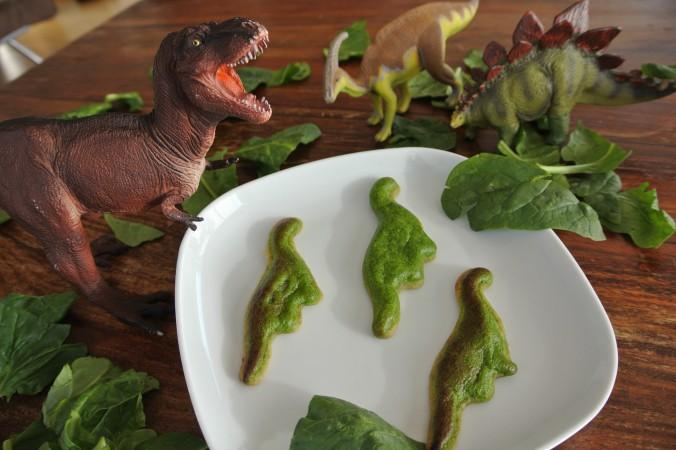 Куриные наггетсы, напечатанные на пищевом 3D-принтере Foodini компании Natural Machines. Фото предоставлено Natural Machines