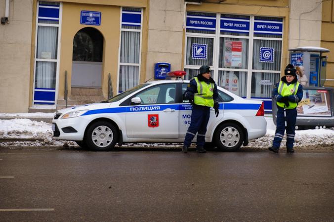 Москва, видеорегистратор, полиция, ГИБДД, ГУ МВД Москвы