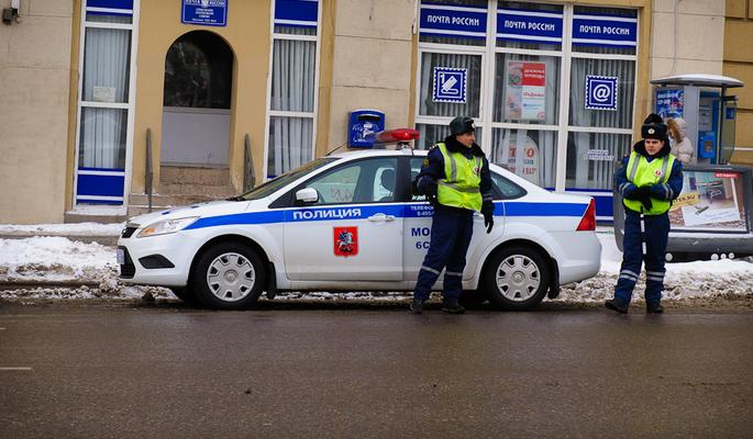 Полицейские Москвы получат портативные видеорегистраторы