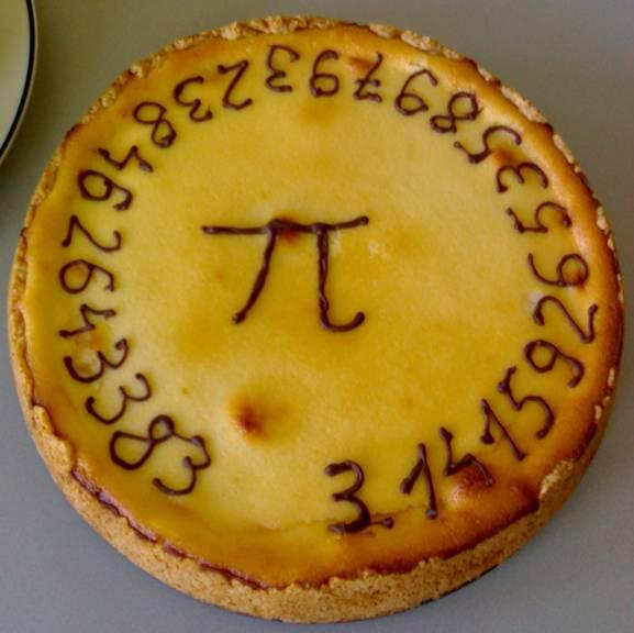 пирог числа Пи