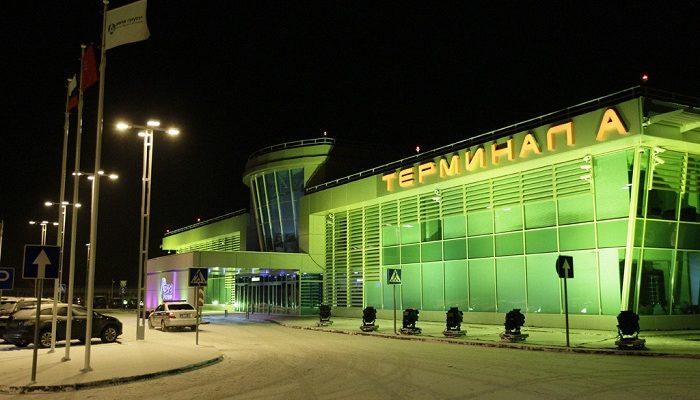 В московских аэропортах усилены меры безопасности