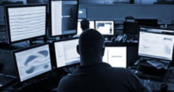 Исследователь в компании DBI изучает Даркнет. Правительства, правоохранительные органы и частные компании обратили свой взор на Даркнет, чтобы расследовать деятельность криминальных структур, террористических организаций и кибератак. Примечание: фото изменено по соображениям безопасности. Фото: DBI