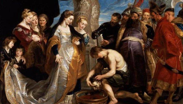 Томирис: женщина-воин и правительница, возможно, убившая Кира