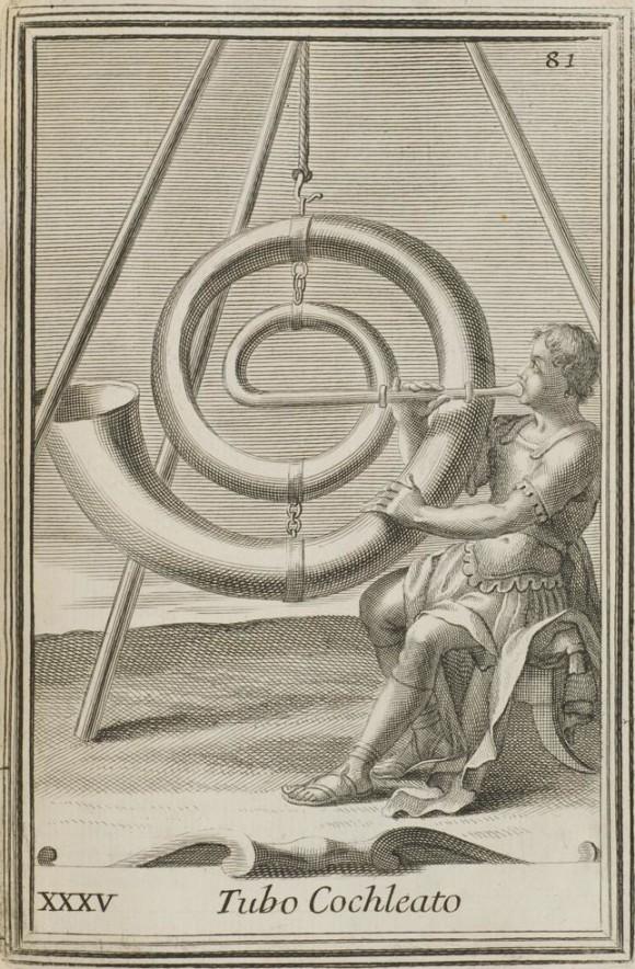 Изображение из книги Gabinetto armonico Филиппо Бонанни, 1723 г. Фото: Public Domain