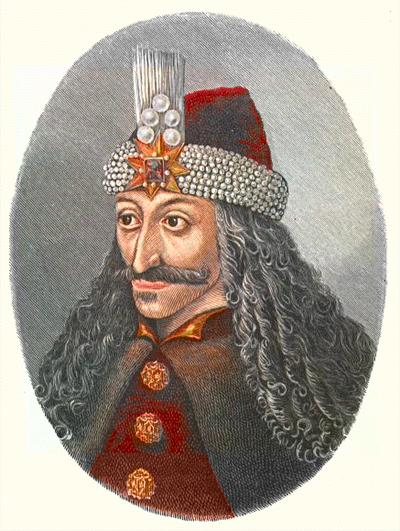 Влад III Цепеш. Фото: wikipedia.org/ public domain