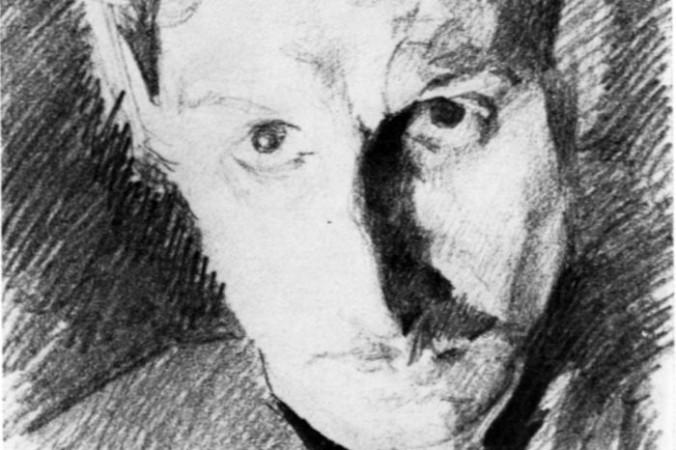 Автопортрет, 1885. Фото: publik domain/wikipedia