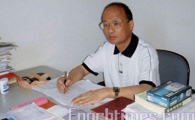Китайские адвокаты готовы содействовать в проведении суда над Цзян Цзэминем