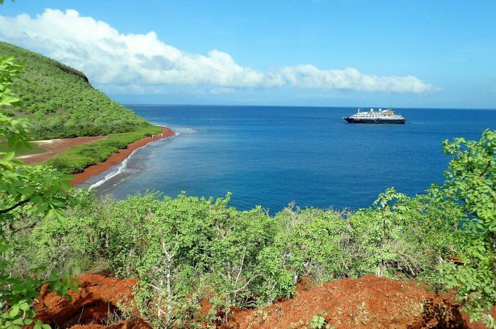 Что угрожает Галапагосским островам?