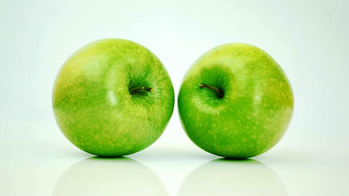 яблоки, желчные камни