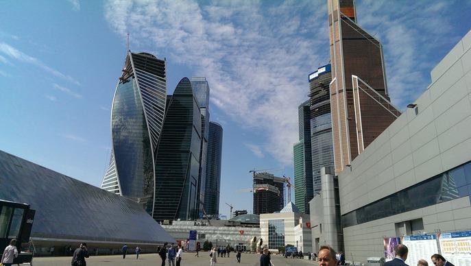 Строящиеся высотки в Москве. Фото: pixabay.com/CC0 Public Domain