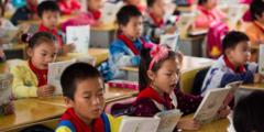 Учитель в Китае избил девятилетнюю школьницу