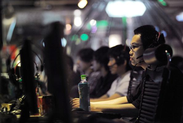 Китай обучит студентов компьютерным играм
