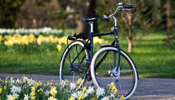 Открываем велосезон