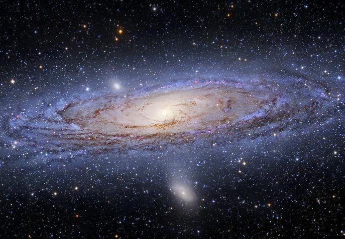 галактика, Андромеда