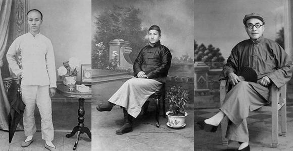 Йе Цзинлу в эпоху династии Цин, республиканского Китая и коммунистического Китая. Фото: via Toutiao.com