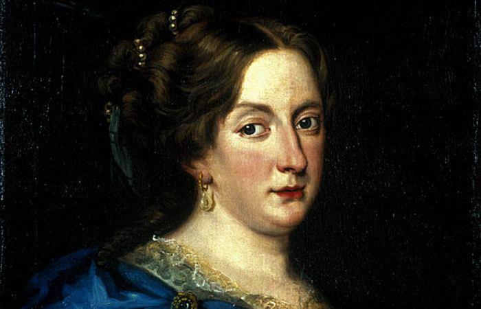 Портрет королевы Кристины кисти Якоба Фердинанда Фута. Фото: Public Domain