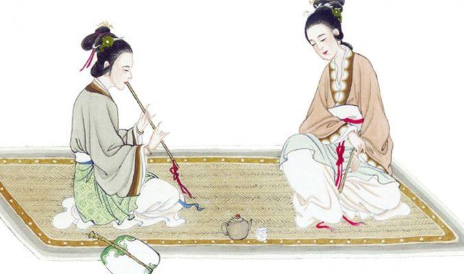 Древний Китай: Как Боги вознаградили невестку, которая заботилась о своей свекрови