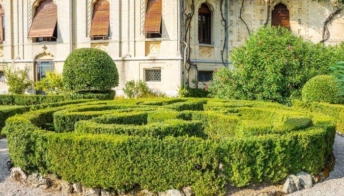 Сады Средневековья, дошедшие до нашего времени