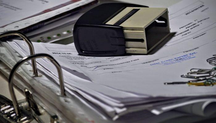 Особенности технологии изготовления штампов и печатей
