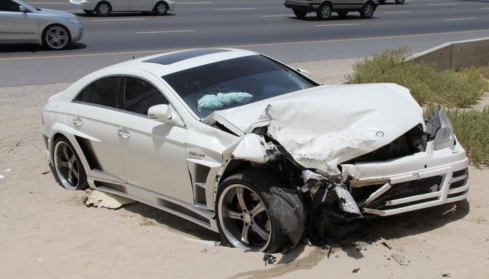 Что делать с разбитым автомобилем?