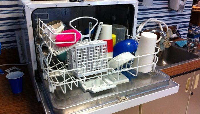 Посудомоечную машину изобрела… женщина