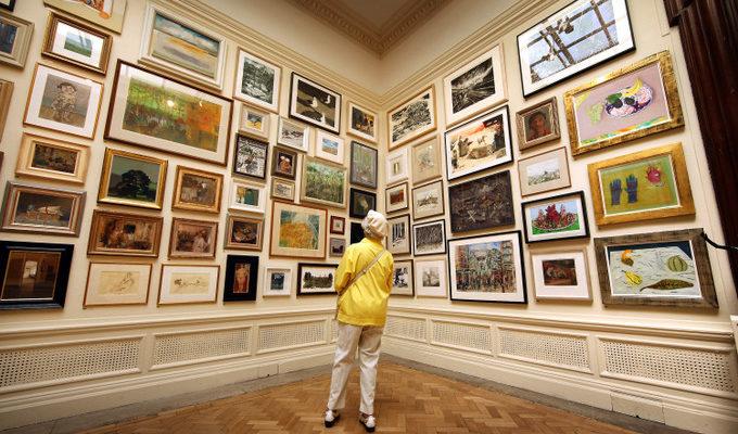 Искусство благотворно влияет на здоровье человека