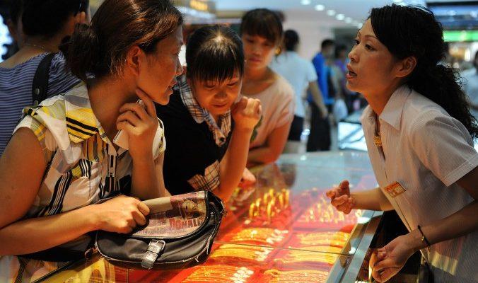 Россия стала для китайцев популярным шопинг-направлением