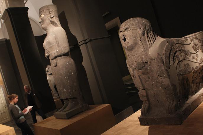 В Пергамском музее в Берлине можно познакомиться с культурой Древнего Востока. Фото: Sean Gallup/Getty Images
