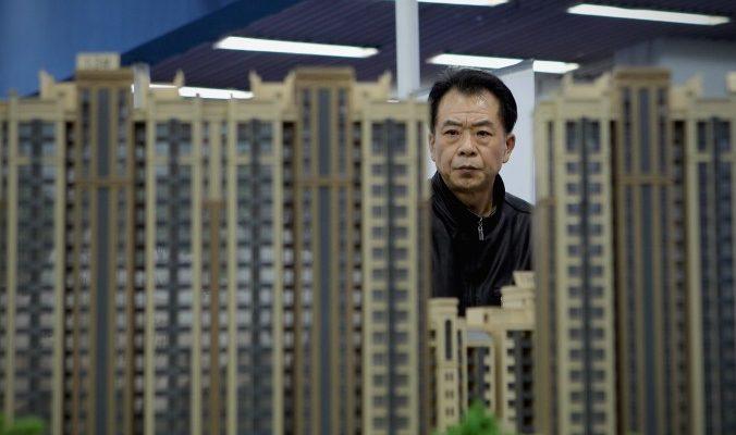 Китайский рынок недвижимости угрожает экономике страны