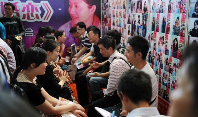 Китаец, ищущий идеальную жену, стал объектом для насмешек