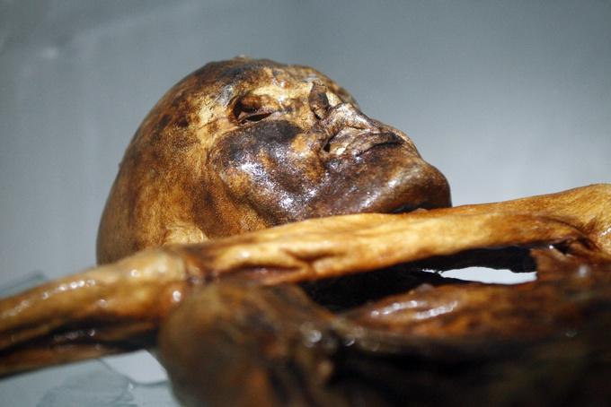 Некоторым учёным исследование этой мумии стоило жизни. Фото: Andrea Solero/AFP/Getty Images