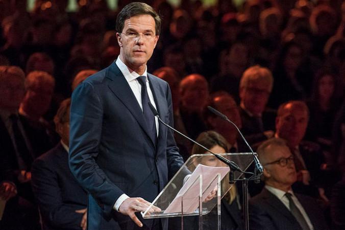 Премьер-министр Нидерландов Марк Рютте. Фото: Frank van Beek-Pool/Getty Images