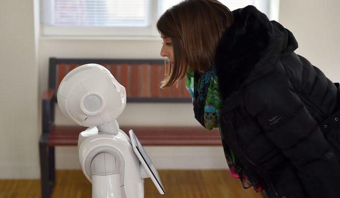 В японском отеле гостей обслужат роботы