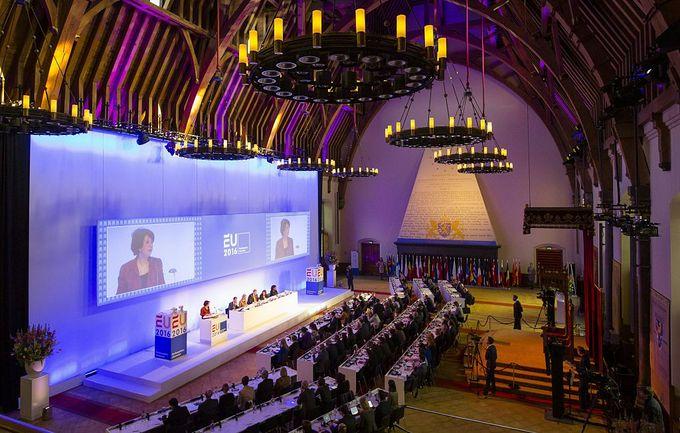 Заседание правительства Нидерландов. Фото:  BART MAAT/AFP/Getty Images