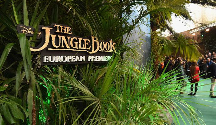 «Книга джунглей» стала лидером проката (видео)