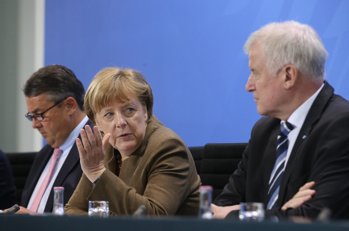 Правящая коалиция договорились о жестких мерах для стимулирования интеграции мигрантов. Фото: Sean Gallup/Getty Images