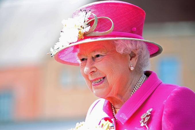Королева Великобритании Елизавета II. Фото:  CHRIS JACKSON/AFP/Getty Images