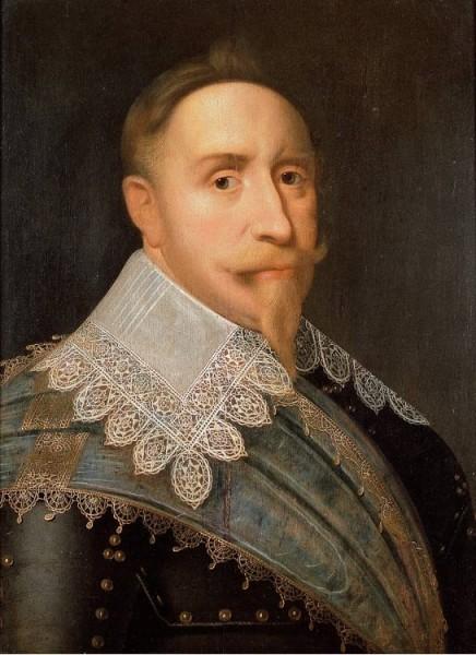 король Густав