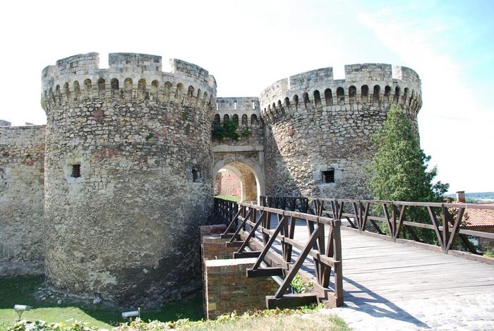 Крепость Калемегдан в окрестностях Белграда, столицы Сербии. Фото: Джордж Groutas/en.wikipedia.org/CC BY 2.0