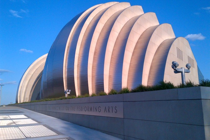 Центр исполнительских искусств Кауфмана, Канзас, США. Фото: Epoch Times