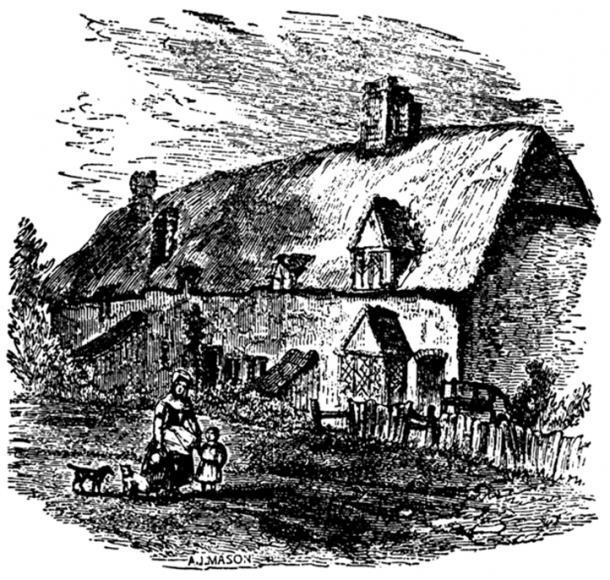 Дом матери Шиптон.