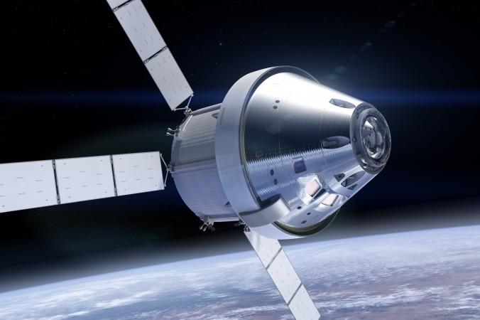 Космический аппарат НАСА «Орион» сможет доставить людей на более далёкие расстояния от Земли, чем когда-либо прежде. Фото: NASA