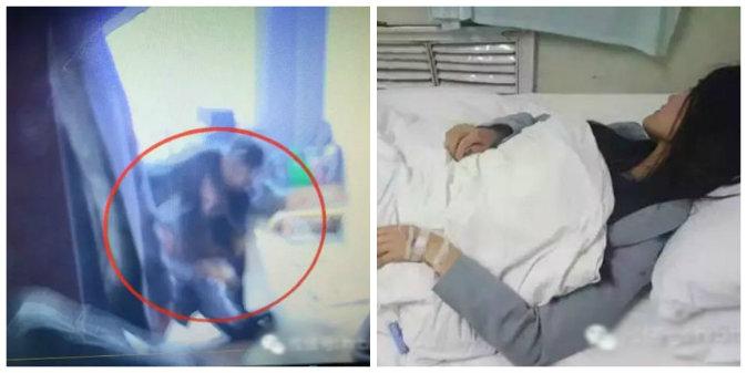 Начальник отделения милиции избил тележурналистку
