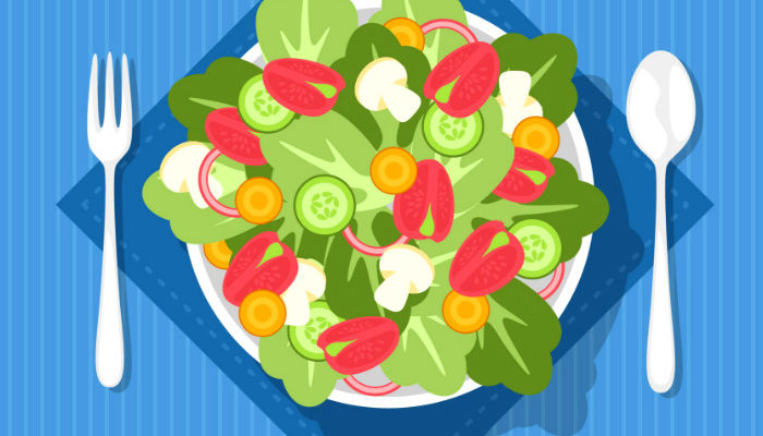 Вегетарианство снижает артериальное давление