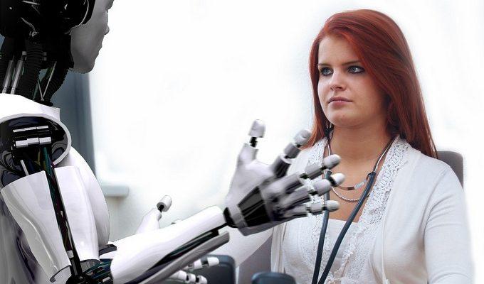 В Китае робот-журналист написал первую статью