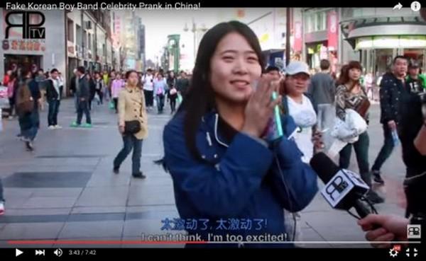 Социальный эксперимент: китайцы склонны к слепому поклонению